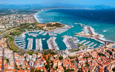 Parking Antibes-les-Pins renouvelle son parc de vidéosurveillance